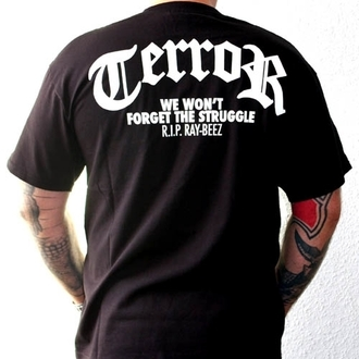 póló férfi Terror - always tthert the faith - RAGEWEAR