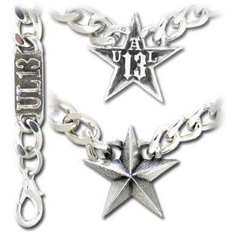 nyakörv Nautical Star Cuban Pendant - ALCHEMY GOTHIC