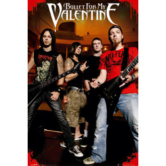 Bullet For My Valentine poszter - Theatre - LP1377 - GB posters