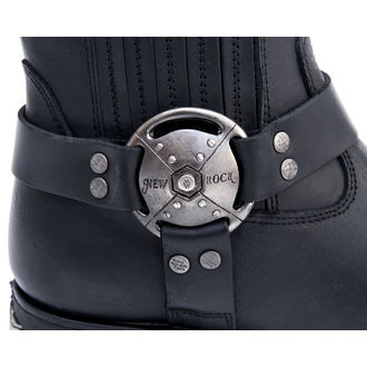bőr csizma - 7605-S1 - NEW ROCK