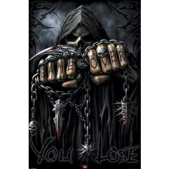 Spiral poszter (Game Over Reaper) - PYRAMID POSTERS - PP31942