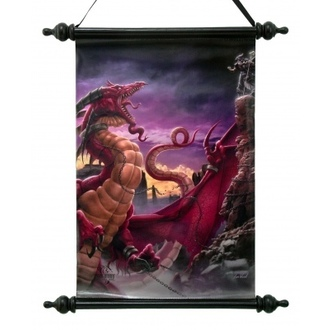 tekercs Thert Scroll - Unleash The Dragon - NEM2690