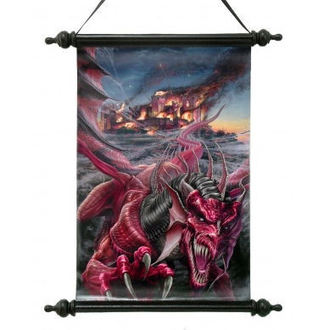 tekercs Art Scroll - Dragons Night - NEM2695