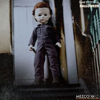 Halloween Baba - Living Dead Dolls - Michael Myers, LIVING DEAD DOLLS, Halloween