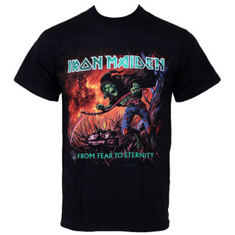 Iron Maiden férfi póló - From Fear To Eternity - EMI - IMTEE20MB