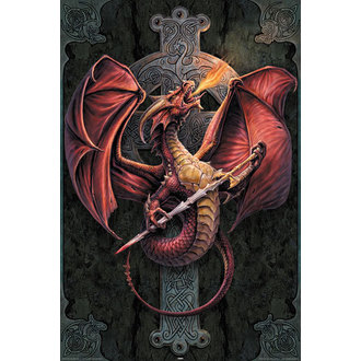 poszter Anne Stokes - Celtic Dragon - Reinders 15539