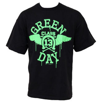 Green Day férfi póló - Neon Wings - BRAVADO USA - GDY1020