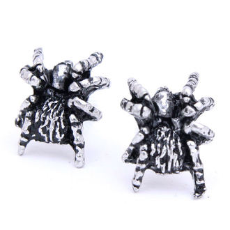 fülbevaló Black Widow Stud - ALCHEMY GOTHIC