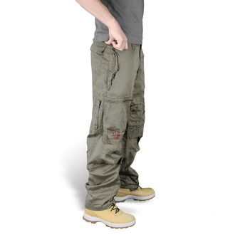 nadrág SURPLUS - Infantry - OLIVE - 05 - 3599 - 01