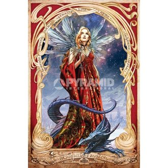 poszter Alchemy - Starfall On Avalon - PYRAMID POSTERS - PP32643