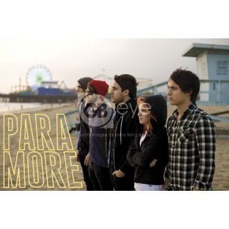 poszter Paramore - Beach - LP1292 - GB posters