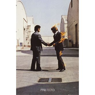 Pink Floyd poszter - Wish You Were here - LP1445 - GB posters