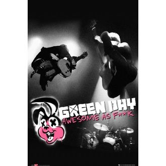 poszter Green Day - Awesome As - LP1459 - GB posters