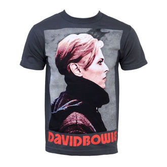 metál póló David Bowie - Low Profile - BRAVADO - DVB1002