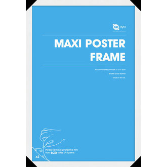 keret  poszter (61x91,5 cm) - White - GB Posters, GB posters