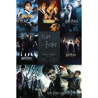 poszter Harry Potter - Collection - GB Posters - FP2698