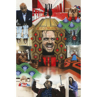 poszter Paul Stone - The Shining - GB Posters - FP2516