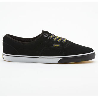 VANS férfi cipő - U LPE - Fleece - Black / Lemon / Chrome