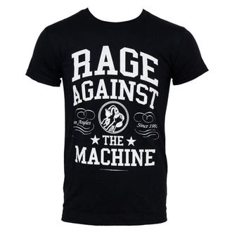 póló férfi Rage Against The Machina - College - LIVE NATION - PE13135TSBP