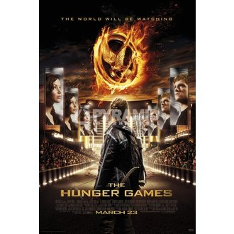 poszter NECA - Hunger Games - Pyramid Posters - PP32757