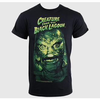 filmes póló férfi Creature from the Black Lagoon - Creature Head - ROCK REBEL - č.16