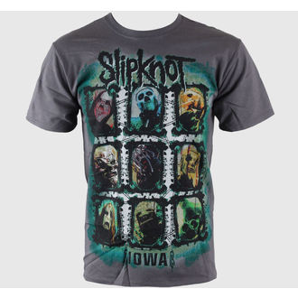metál póló Slipknot - Colors Grid - BRAVADO - 15092164