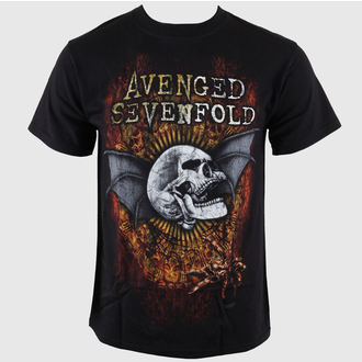 metál póló férfi Avenged Sevenfold - Through The Fire - BRAVADO - AS1268