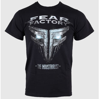 Fear Factory férfi póló - The Factoryos - Black - TheTMOSPHERE
