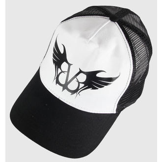 siltes sapka Black Veil Brides - Winged Logo - PLASTIC HEAD - PHCAP053
