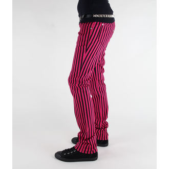 nadrág női 3RDAND56th - Stripe Skinny - JM444, 3RDAND56th