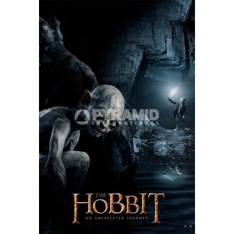poszter The The Hobbit - Gollam - Pyramid Posters, PYRAMID POSTERS