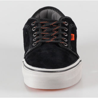 VANS férfi cipő - Chukka Low - Black/Grey/Orange - VNKA0ZN