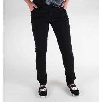 nadrág (unisex) 3RDAND56th - Hipster Slim Fit - Black - JM372