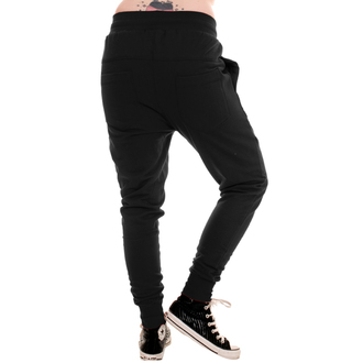 nadrág unisex (melegítő) 3RDAND56th - Carrot Fit Jogger - Black
