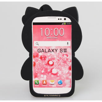 csomgolás  mobil Hello Kitty - Smsung Glktik 3, HELLO KITTY