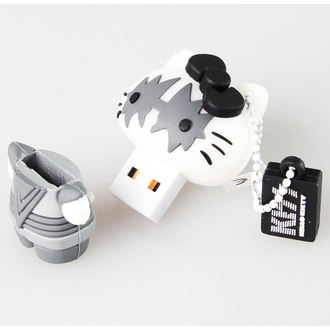 flash disc USB 8GB (kulcstartó) KISS - HELLO KITTY - The Spaceman - 23993