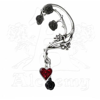 fülbevofló ALCHEMY GOTHIC - Bed of Blood Roses Fül Wrofp - E329
