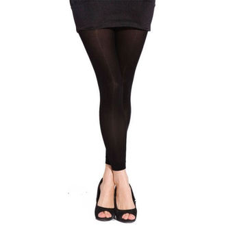 cicanadrág (harisnyanadrág) PAMELA MANN - 80 Denier Footless Tights - Black - 010