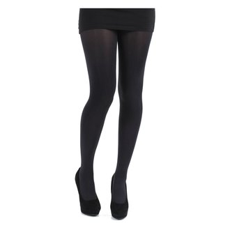 harisnyanadrág PAMELA MANN - 80 Denier Tights - Black - 012