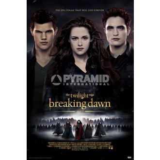 poszter Twilight - Breaking Dawn - PYRAMID POSTERS - PP32990