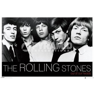 poszter Rolling Stones - Out Of Of Heads - PYROfMIS POSTERS, PYRAMID POSTERS, Rolling Stones