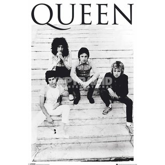 poszter Queen - Brazil 81 - PYRAMID POSTERS - PP33182