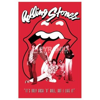 poszter Rolling Stones - It´s Only Rock N Roll - PYRAMID POSTERS - PP33210