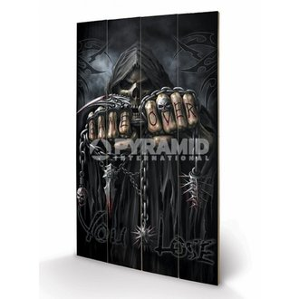 fa kép Spiral - Game Over - Reaper - PYRAMID POSTERS - LW10641P