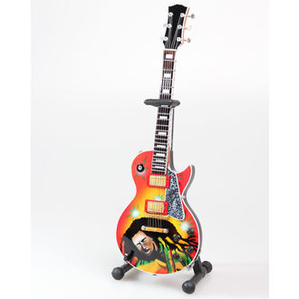 Bob Marley gitár - Portrait - MINI GUITAR USA