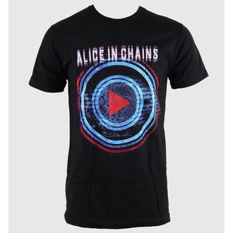 póló férfi Alice In Chains - Played - Black - BRAVADO - AIC1009
