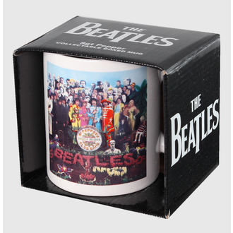 The Beatles bögre - Sgt Pepper - ROCK OFF