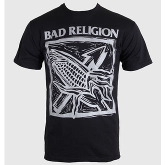 metál póló férfi Bad Religion - Against The Grain - KINGS ROAD - 00102