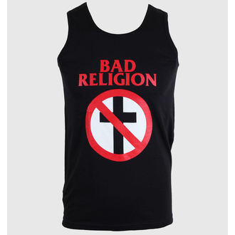 trikó férfi Bad Religion - Cross Buster - Black - KINGS ROAD, KINGS ROAD, Bad Religion