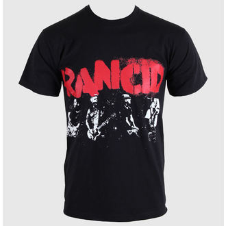 metál póló férfi unisex Rancid - Let The Dominoes - KINGS ROAD - 00101
